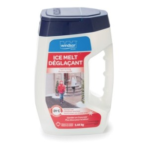 Windsor Ice Melt