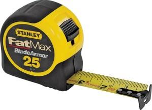 Stanley FATMAX 25 ft. Tape Measure