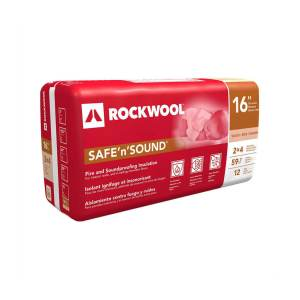 Rockwool Safe N' Sound Insulation