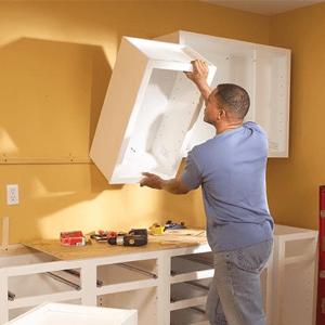 Cabinet Installs