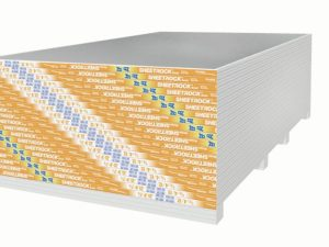 SHEETROCK® BRAND FLEXIBLE GYPSUM PANELS