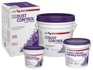 CGC Drywall Compound –  Dust Control