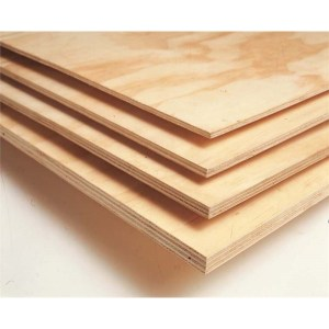 Sanded Pine Plywood