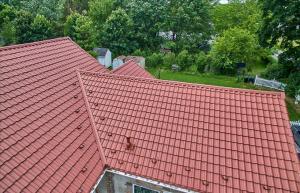 Steel Roofing Tiles