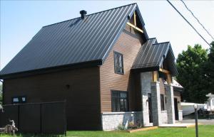 Steel Roofing Panels – Heritage, Junior H-F