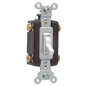 15-Amp Ivory 4-Way Light Switch