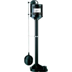 Simer 5020B 1/3 HP Pedestal Sump Pump