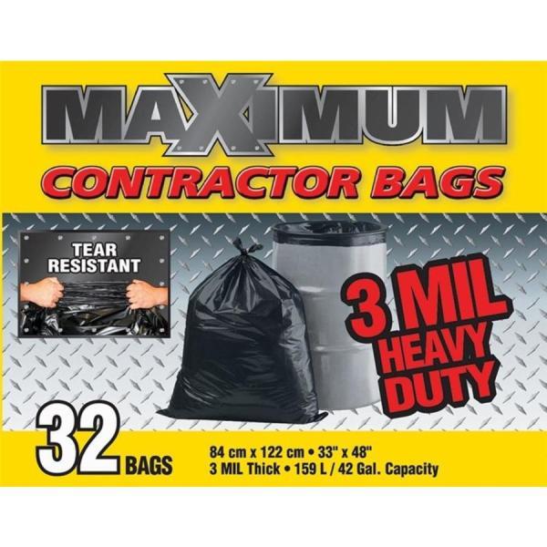 Maximum bags at Kelly Lake