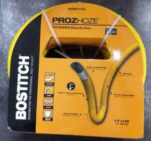 Bostitech Proz Hoze 1/4″x100′
