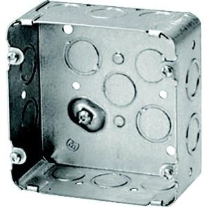 Sq. Range/Dryer Box 2-1/8 In.