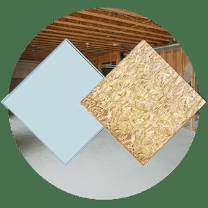 R3.2 2x2ftx1″ Subfloor Panel – Barricade