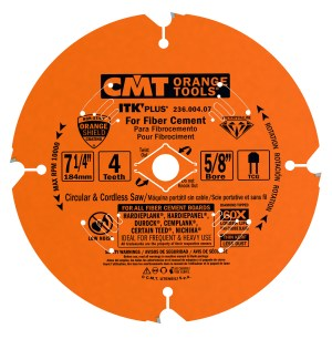 CMT – DIAMOND CIRCULAR SAW BLADES FOR ULTRA-HARD MATERIALS