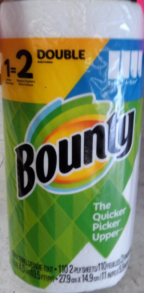 bounty at Kelly Lake