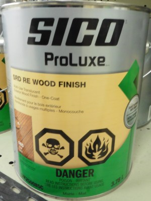 Sico Proluxe – Wood Finish