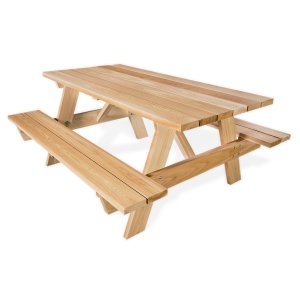 Picnic Table Kit (Treated Lumber)