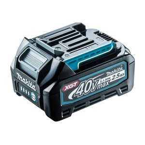Makita 40V MAX XGT Li-ion BL4025 (2.5 Ah) Battery