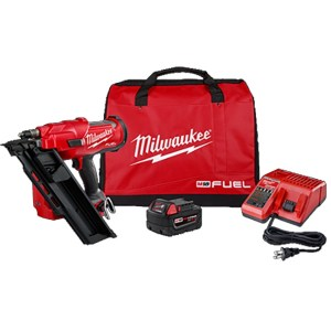 M18 FUEL™ 30 Degree Framing Nailer Kit (2745-21)
