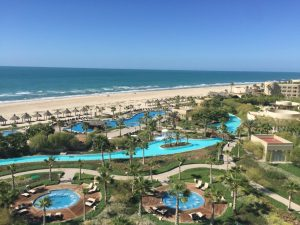 Resort View in Rocky Point Mexico
