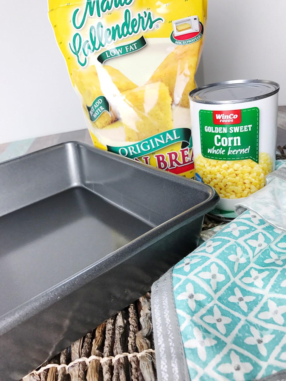 Corny Cornbread From A Mix Kelly Lynn S Sweets And Treats