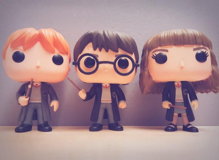 harry potter pop vinyl figures