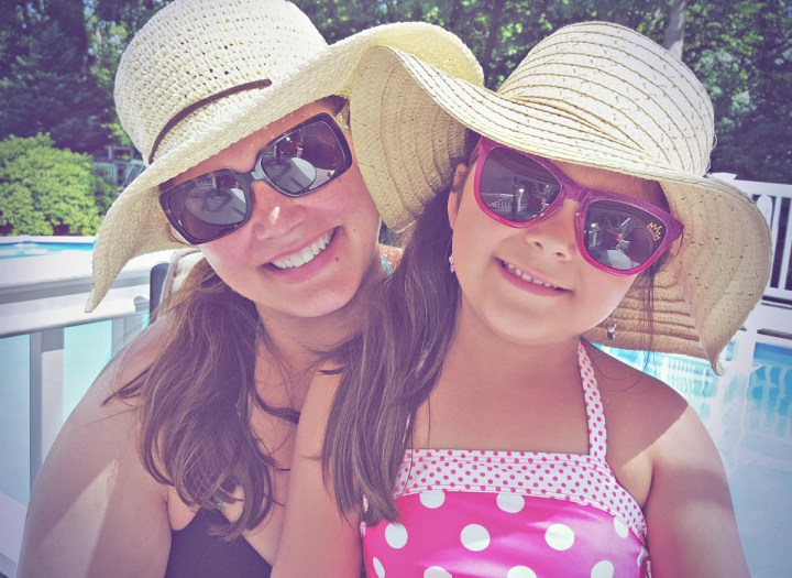 Summer, little diva, pool
