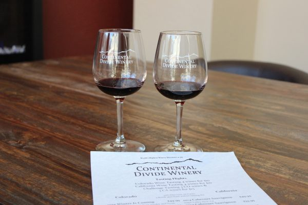 Winery in Breckenridge at Continental Divide Winery