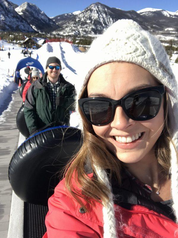 Breckenridge Vacation Snow Tubing