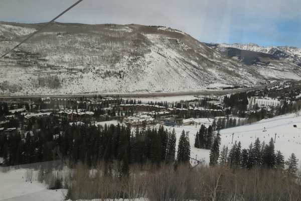 Make sure to a day trip to Vail on your Breckenridge vacation! Check out this list of 10 things to do in Breck!