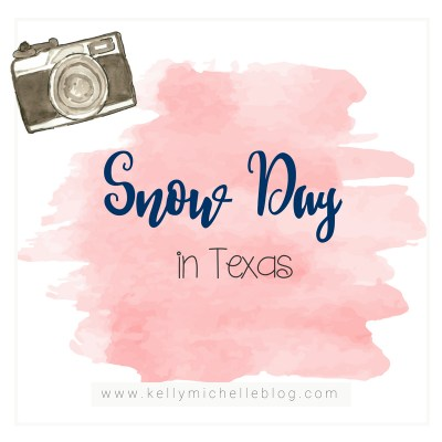 Snow Day in Texas