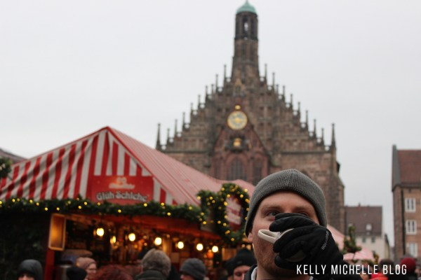 Our first Christmas abroad in Regensburg