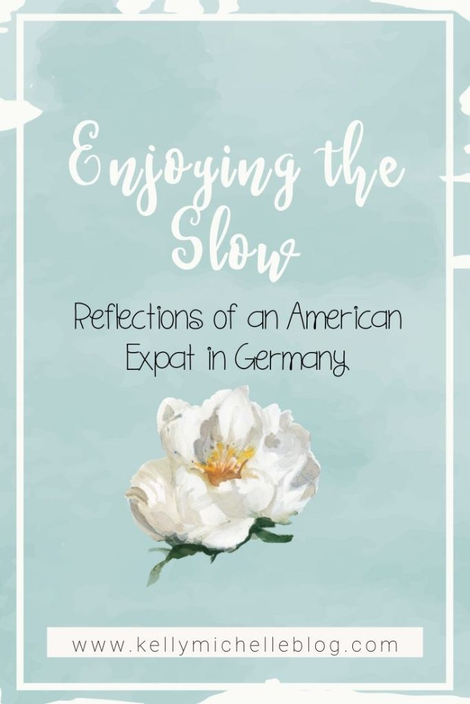 Reflections on being an American expat in Germany.
