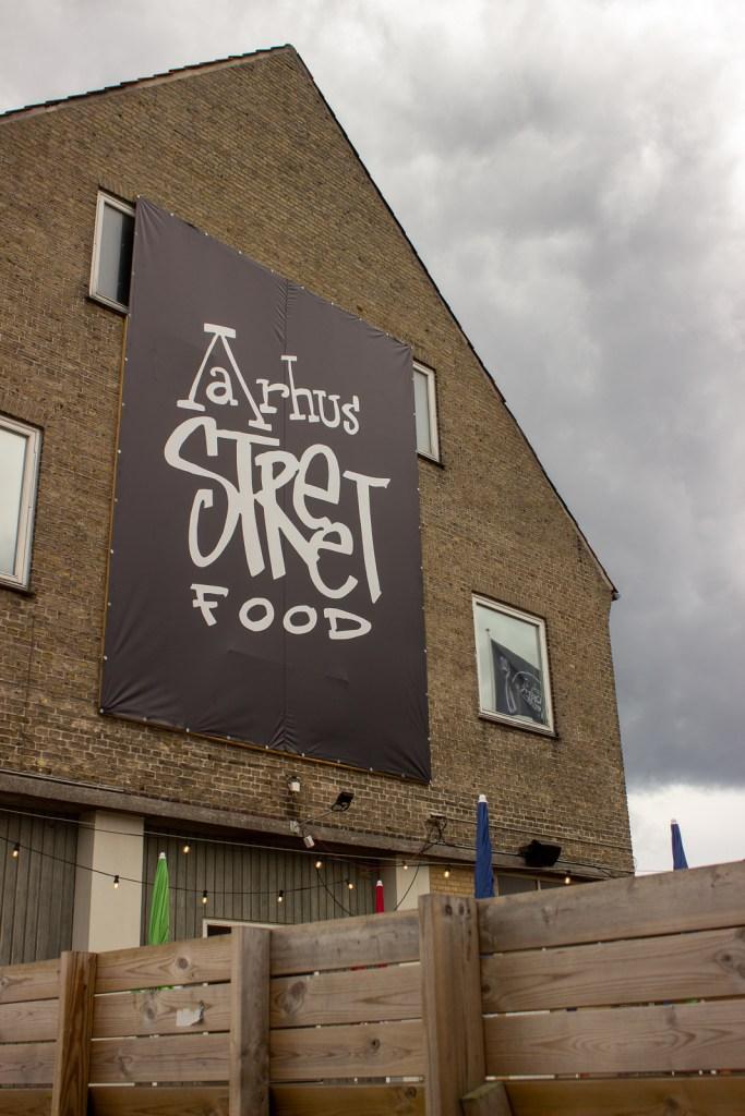 Our trip to Aarhus, Denmark. Lunch at Aarhus Street Food.