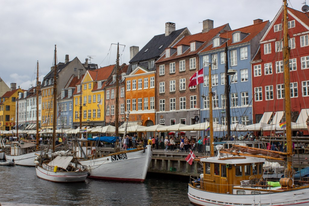 Our trip to Copenhagen, Denmark.