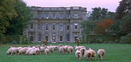 Kellynch Hall  Persuasion  Jane Austen