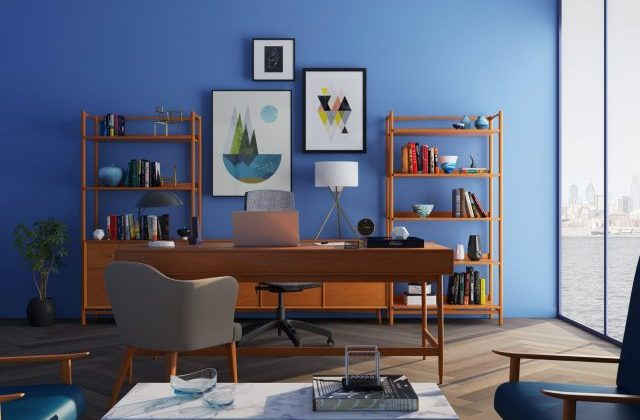 Why Setting Up A Home Office Is A Good Idea