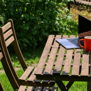 Creating An Outdoor Workspace In Your Garden For Increased Productivity