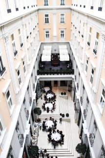 Luxury Stay Corinthia Grand Hotel Royal Budapest