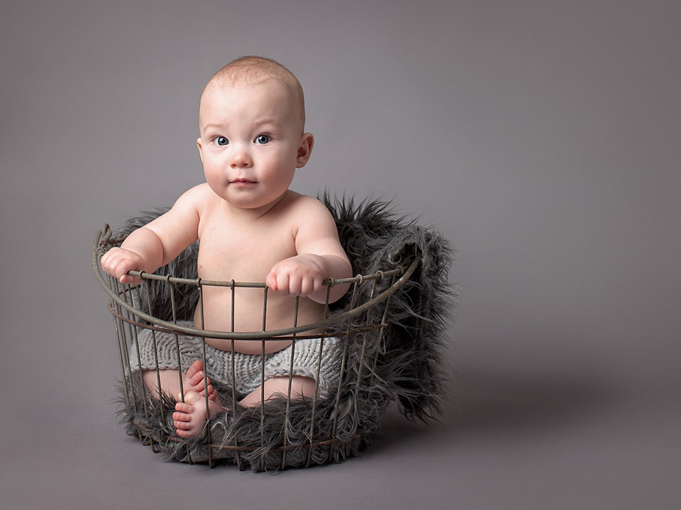 high quality infant photography