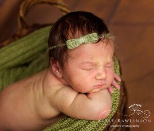 High quality sutton newborn photographer available in Georgina