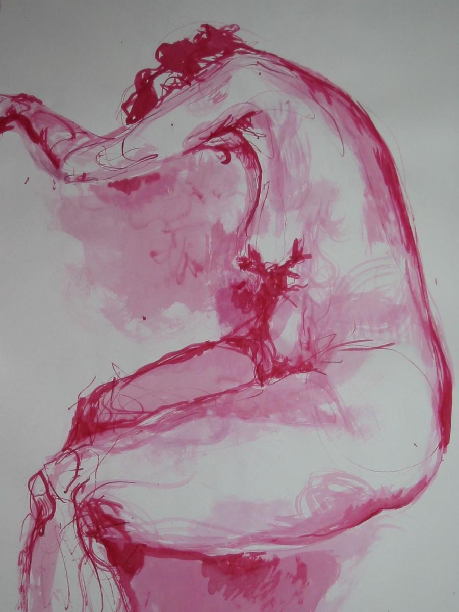 Pink Figure 2