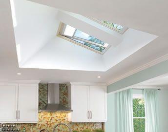 Kelly Roofing Installs Skylights