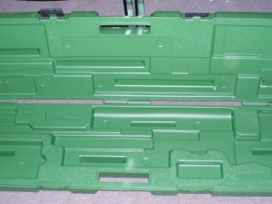 New Genuine Remington Rifle Hard Case