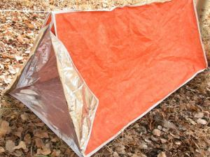 HeatStore Reflective Tent
