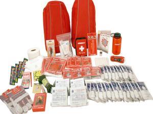 Survivor Emergency Kit - 4 Person