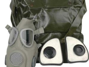 Czech M10M Gas Mask