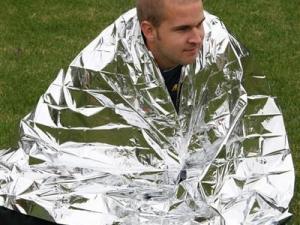 Emergency Reflective Blanket