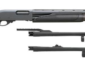 Remington 870 Express - 3 Barrel Combo - 12 Ga.
