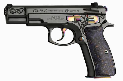 CZ 75B 40th Anniversary - 9mm