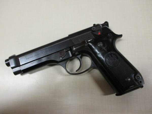 Surplus Beretta Police 92S - 9mm