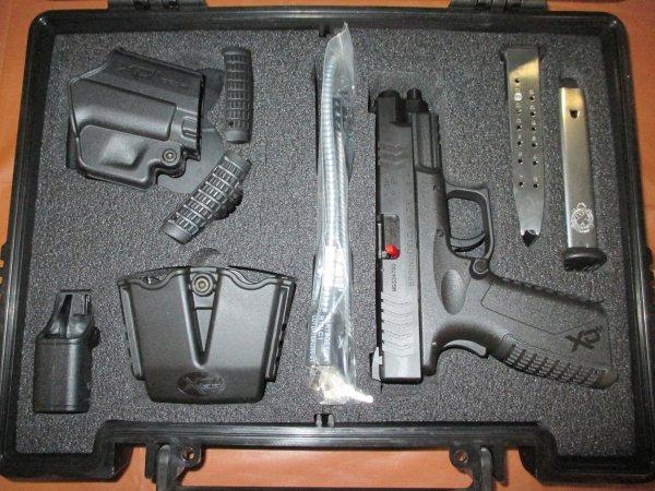 XD(M) .40 S&W Full Size - Range Kit